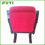 Jy-308 현대 사용한 극장 의자 나무로 되는 팔걸이는 시트를 착석시킨다