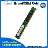 De RAM van het geheugen DDR3 4GB 1333 Mhz