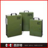 Caixa de refrigerador elétrico de chapa de preços competitiva