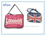 Дизайн флага страны кожаные сумки для отдыха