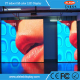 P5mm HD Interior LED Fijo-Instalar Publicidad LED Panel Video Display Wall Billboard