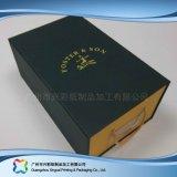 Casella del cassetto del pattino dei vestiti dell'abito dell'imballaggio del documento ondulato (xc-aps-008)