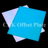 Чувствительный алюминиевый позитв смещенной плиты для офсетной печати