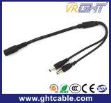 Puntos de alimentación de línea de cable CCTV