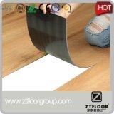 Het plastic Type van Bevloering en het Materiële Vinyl van pvc klikken Tegel