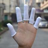 Salle blanche et de polyester et coton Cot de doigt