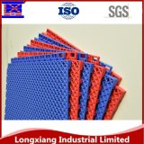 Fábrica profesional hecha de plástico extraíble Enclavamiento de suelo Azulejos