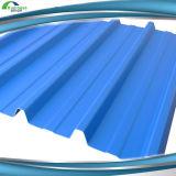 Lamiera di acciaio ondulata del tetto dello zinco di /Gi del metallo del tetto del materiale da costruzione