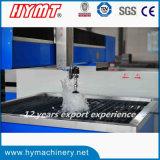 Máquina de estaca waterjet de vidro de aço waterjet do CNC da linha central SQ3020-4