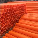 Mpp van de Kleur van 200mm de Oranje ElektroPijp van de Buis
