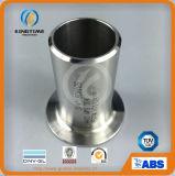 Eind het van uitstekende kwaliteit van de Stomp van het Roestvrij staal van de Montage van Pijp 316 (KT0237)