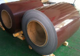 Le PE (polyester) a enduit la bobine en aluminium en aluminium