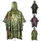 Плащ Rainwear плащпалаты пальто дождя камуфлирования звероловства PVC OEM