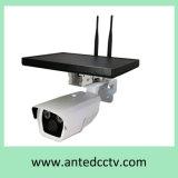4Gカメラの屋外の太陽動力を与えられた無線WiFi IP