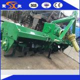 Exploração agrícola larga das lâminas/cultivador giratório agricultural para cultivar e Stubbling