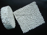 O filtro de espuma de cerâmica de alumina para fundição de alumínio de precisão