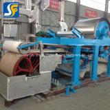 Mini Máquina de Fabricación de papel higiénico la capacidad de pequeña maquinaria de papel
