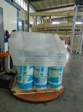 Emballage biodégradable de personnalisation de rouleaux de film imprimé en plastique