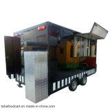 Hot Ventes/électrique du chariot de fast food La nourriture Van/Mobile Panier alimentaire