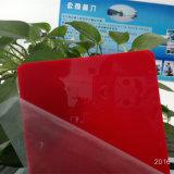 La parte superior PMMA fundido de color las hojas acrílicas para la venta