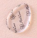Слойка порошка силикона учредительства стороны слойки силикона состава губки красотки косметическая для сливк Cc Bb