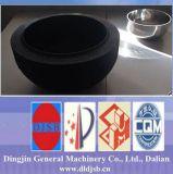 Finition de tuyau en acier inoxydable 304L (tête de plomb / tête hémisphérique / tête conique)