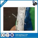 Imbracatura di sollevamento rotonda della tessitura del poliestere di GS 2t