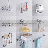 Chromed вспомогательное оборудование ванной комнаты