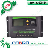 10A, 12V/24V, LCD, ZonneControlemechanisme MPPT