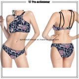(Bikini sexy caldo dello Swimwear della spiaggia delle donne del commercio all'ingrosso del campione libero)