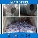 L'acier Galvalnized bobines et rouleaux de feuilles de bandes en prix compétitif