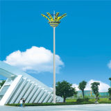 illuminazione palo di sollevamento automatica dell'albero alto 40m di 25m 30m 35m