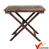삼각형은 공상 목제 커피용 탁자 세트를 형성했다