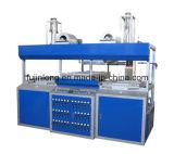 Duplexarbeitspositions-halbautomatisches Vakuum, das Maschine bildet