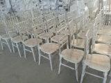 木製のChiavari屋外党椅子の結婚式の庭の家具