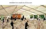 15m 명확한 경간 낭만주의 투명한 화포 결혼식 훈장 당 천막