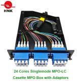 Ensembles de câbles d'hydra MPO 12-24 Cores