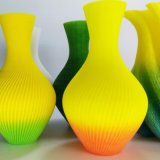 PLA 1,75 mm Multi Couleur 3D de filaments d'impression pour imprimante 3D
