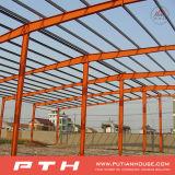 Edificio de estructura de acero prefabricado grande