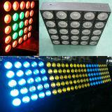DMX 25X10W RGB Träger-Wäsche-Stadiums-Beleuchtung-Matrix LED