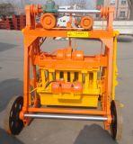 Het beste Verkopende Mobiele Concrete Holle Blok van het Eierleggen Qmy4-45 in Afrika