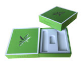 عادة تصميم ورق مقوّى سيجارة إلكترونيّة يعبّئ صندوق