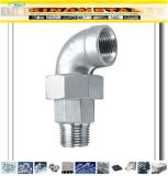 ASTM 304 União de aço inoxidável M/F Cotovelo