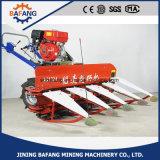 Самоходные миниые рис жатки зернокомбайна 4G-120 и автомат для резки пшеницы