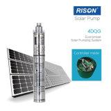 El precio bajo cc sumergible bomba Solar Panel solar con conexión directa