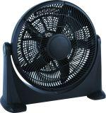 plastique de ventilateur du cadre 20inch le plein peut être bureau avec vent de pleine couleur noire de conformité de CB de la CE le grand