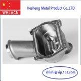 Vávulas de bola del solenoide del bastidor de inversión del acero inoxidable con trabajar a máquina