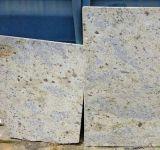 舗装用タイルのインドの新しく白いカシミールの卸し売り花こう岩