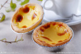 Eco-Friendly Aluminium Foil Containers avec Egg Tart