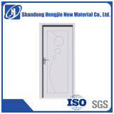 Modern High Quality Entry WPC Wood Armored Door Designs